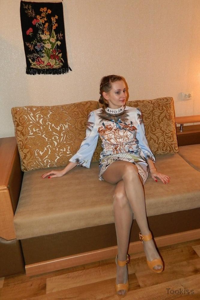 Ellen_Ita – Die Russin Nicolette pleyt sehr sanft mit ihrem Taco