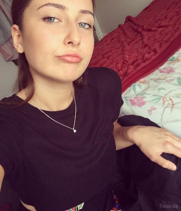 Emma_Kiss – Anal-liebendes blondes Spritzen